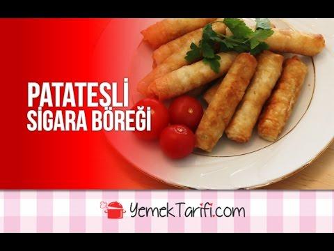 patatesli sigara böregi tarifi  aperatifler  yemektarifi.com