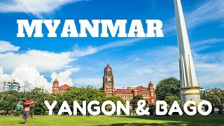 Yangon & Bago, MYANMAR'S MOST DAZZLINGLY BEAUTIFUL PAGODAS