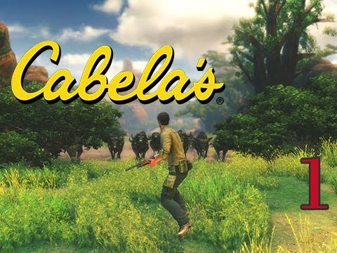 Игра Cabelas African Adventures Real GameNet
