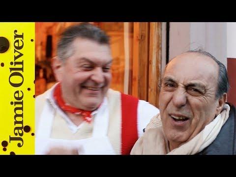 Gennaro meets Dario the Italian Butcher  Gennaro Contaldo