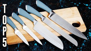 ✅ TOP 5: Best Knife Set 2019