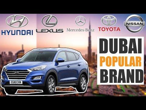 Top 5 Popular Car Brand Famous Cars In UAE | Dubai (Explain In Hindi)