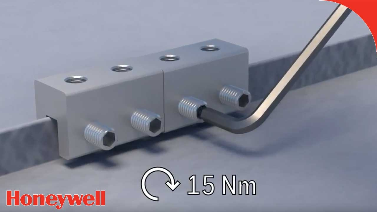 Install Single Anchors For Roofing Applications: Standing Seam Anchor    Honeywell Safety