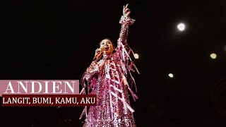 Andien - Langit, Bumi, Kamu, Aku [Live at Java Jazz 2019]
