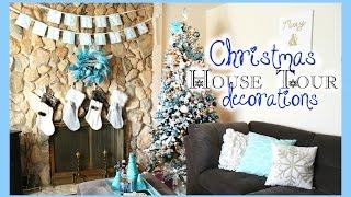 My House Tour Christmas Decor | Belinda Selene