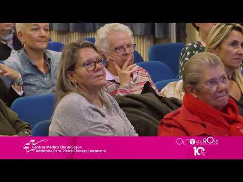 Intervention Du Dr Sarfati Dans Le Cadre D'Octobre Rose