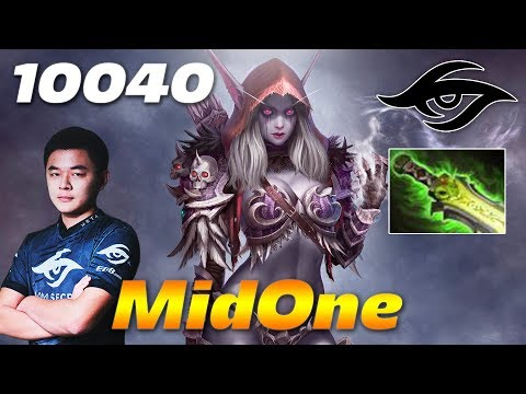 MidOne Drow Ranger [Ethereal Blade] - 10040 MMR - Dota 2 Patch 7.07