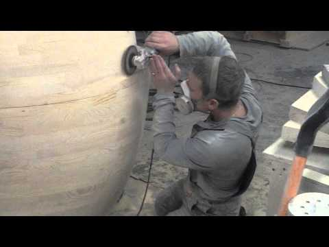 Изготовление барной стойки