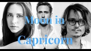 MOON IN CAPRICORN | WHAT A CAPRICORN NEEDS