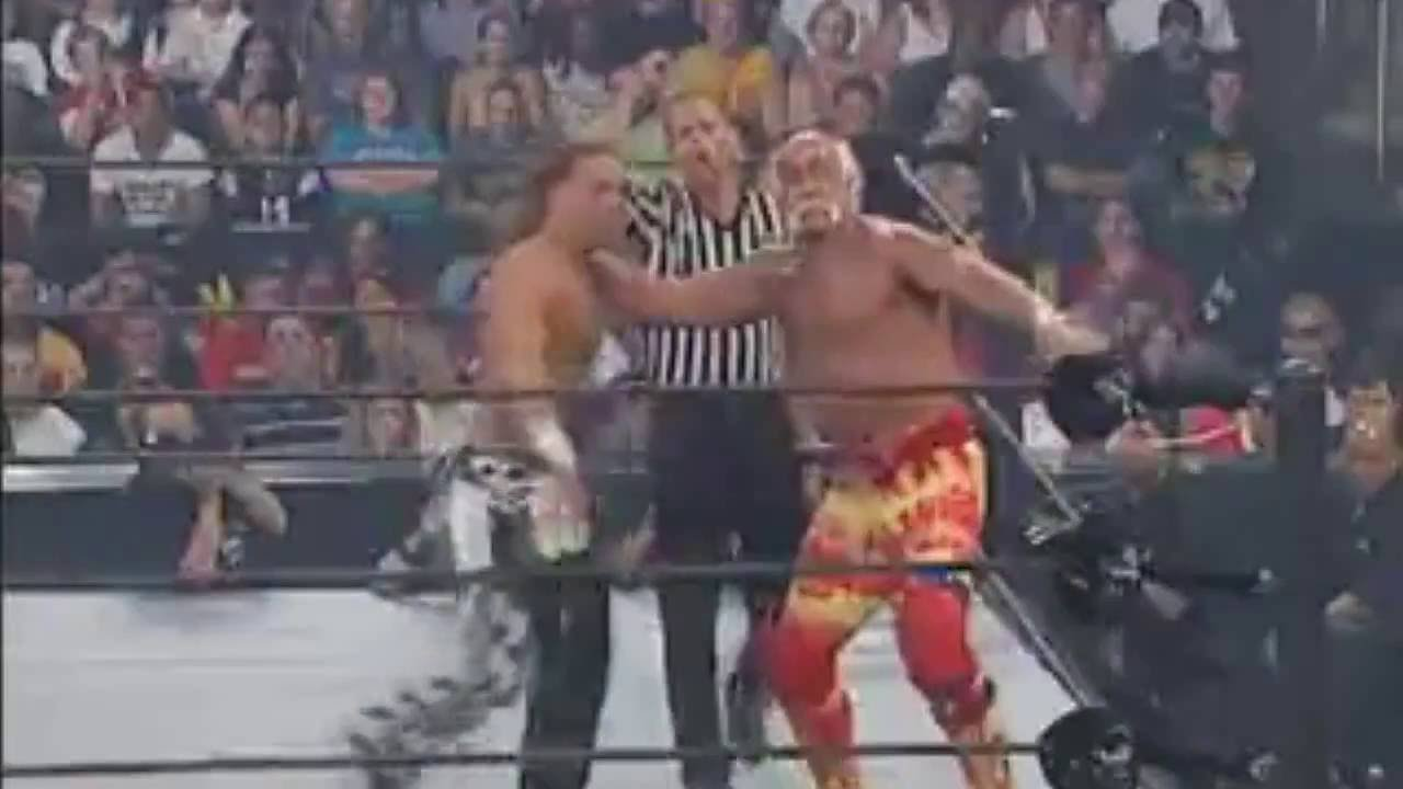 Shawn Michaels Doesn't Think He Oversold Against Hulk Hogan