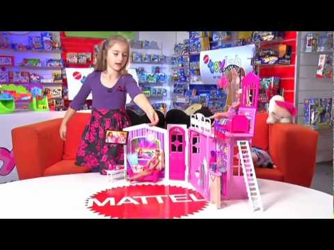 Barbie Glam Vacation House From Mattel S Toylab Com Au