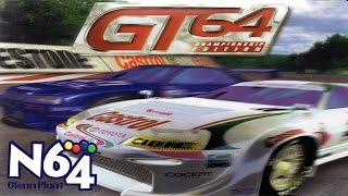 GT64 Championship Edition - Nintendo 64 Review - HD