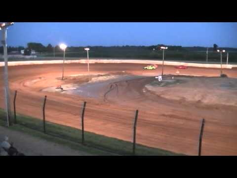 6-27-15 mini's heat race #3      western Kentucky speedway