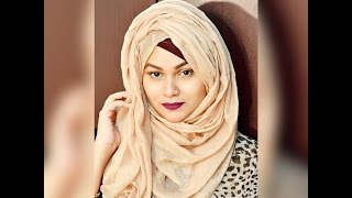Simple Volume Layered Hijab Tutorial by ...