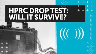 Mavic Mini HPRC Hard Case Drop Test: Will It Smash? (FAST REVIEW)