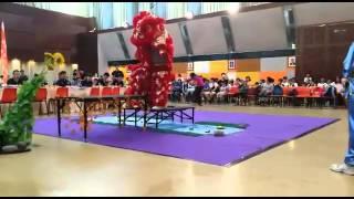 仁濟醫院何式南小學醒獅比賽