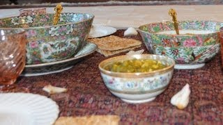 Traditional Persian Food DVD | KShar teaches Traditional Persian Cooking
