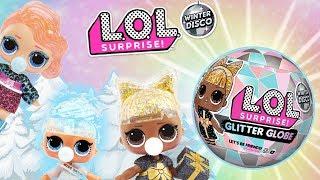 LOL Surprise Glitter Globe ❄️ Nowa zimowa lalka ❄️ Toys Land