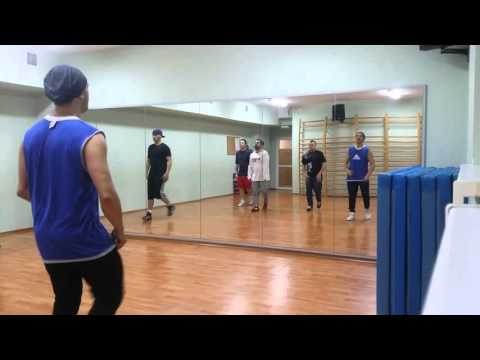 BOYS - Trening - Koleś z Bety (08.02.2016)