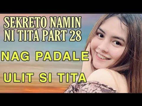 Download SEKRETO NAMIN NI TITA PART 28 |TAGALOG LOVE STORY