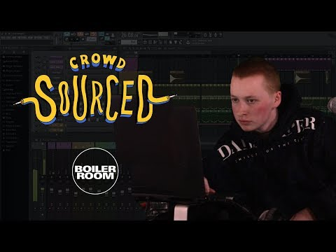 Sam Gellaitry | Boiler Room 'Crowdsourced'