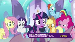My Little Pony Friendship is Magic - Season 6 trailer [NEW]