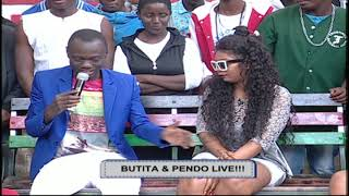 Pendo And Butita 'Exchange Words' On Live TV