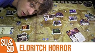 Eldritch Horror - Shut Up & Sit Down Review