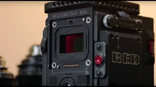 RED Weapon Monstro! 8K VistaVision Camera Overview + Operation Guide