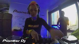 Marika Rossa @ Decibel DXB boys in da house for PIONEER DJ LAB! Dubai, UAE