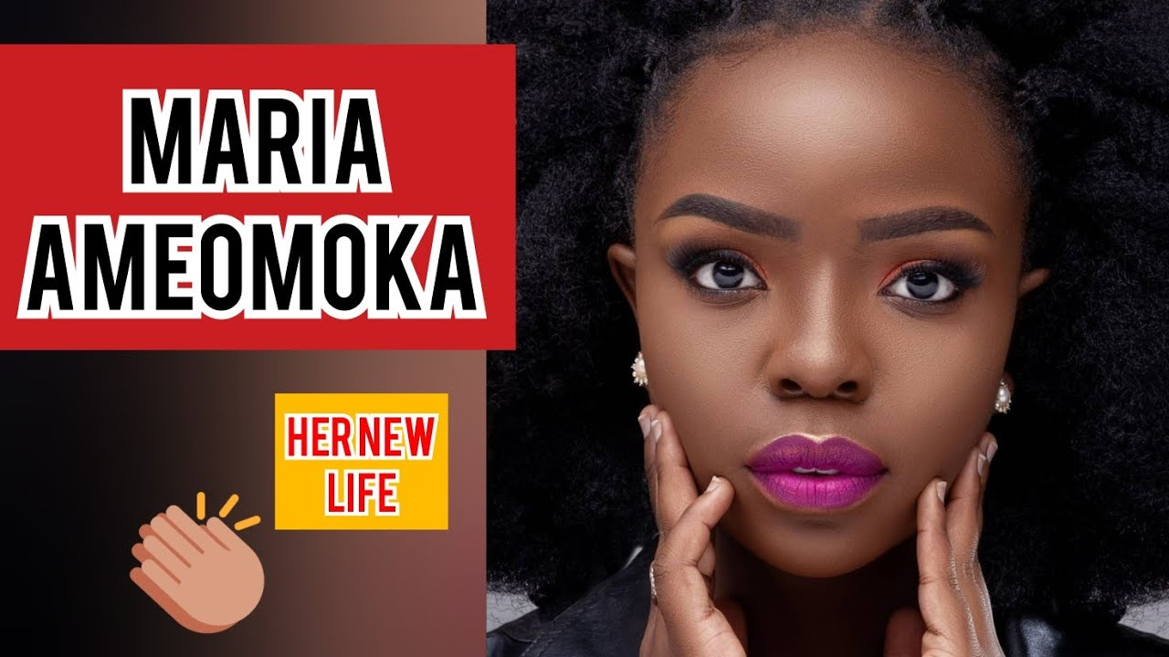 MARIA OF CITIZEN TV AMEOMOKA MBAYA | RICH | MARIA'S NEW LIFE
