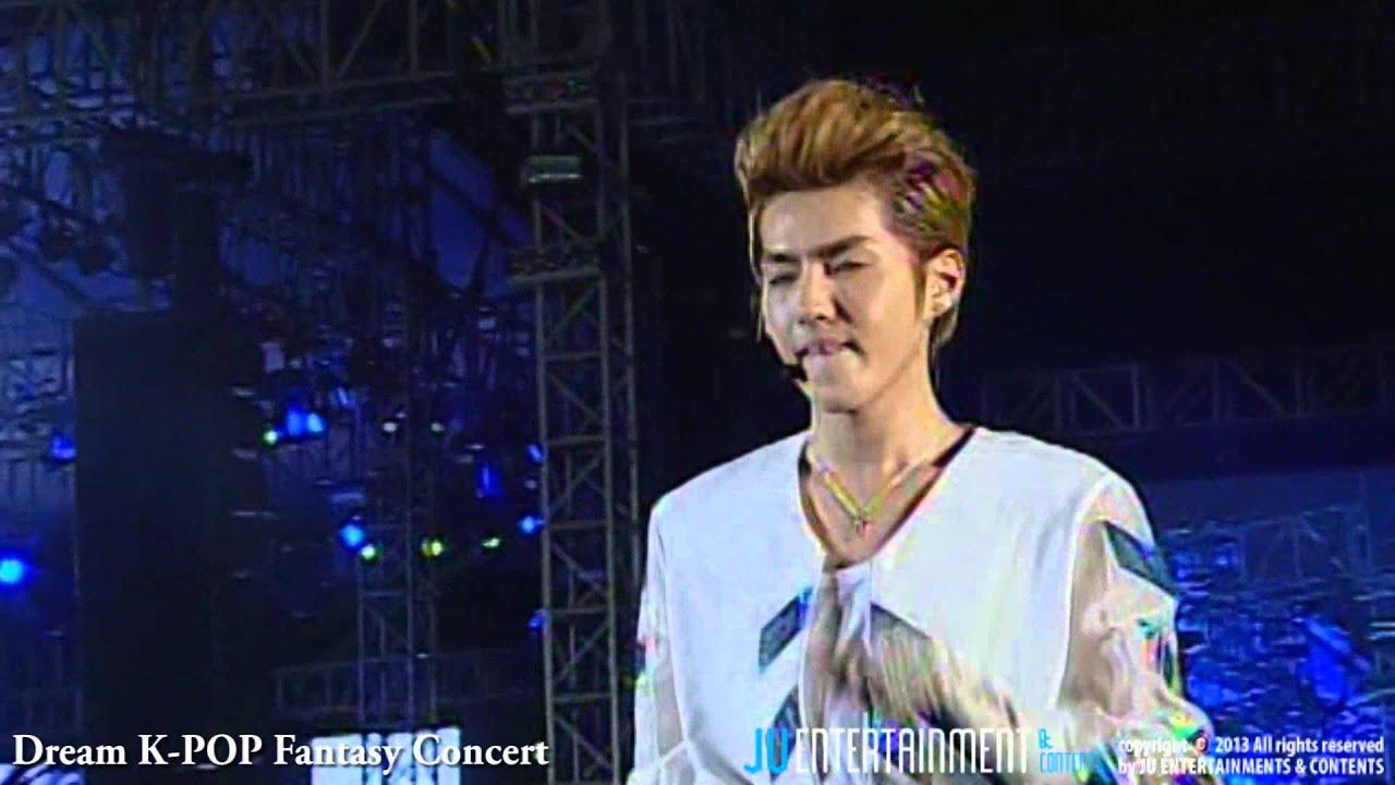 dream k pop fantasy concert   exo m two moons
