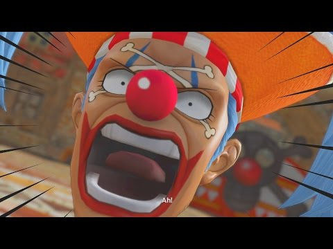 One Piece: Pirate Warriors 3 - Chapter 1 Ep 1 (Buggy The Clown)