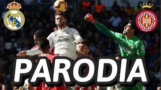Canción Real Madrid vs Girona 1-2 (Parodia Mala Mia - Maluma)