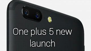 OnePlus 5 - Official First Look
