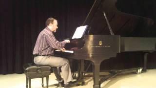 Peter Tchaikovsky, Neapolitan Song, Op 39, 18
