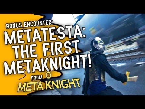 Meta Testa - Camera Test for the Original Meta Knight Costume (Bonus Encounter)