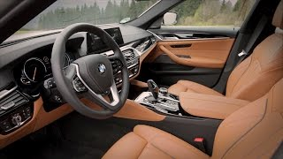 2017 BMW 520d Touring - Interior