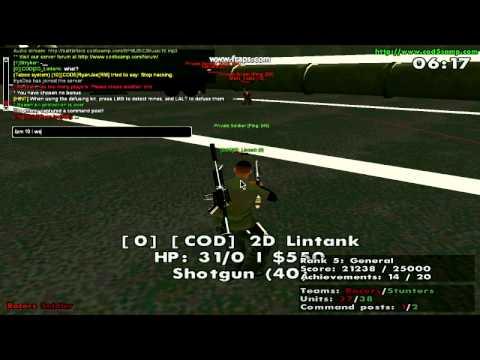 COD2D Lintank airbreak