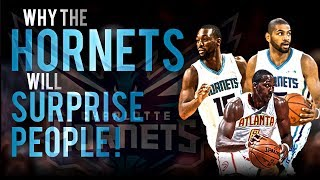 Why The Charlotte Hornets Will Surprise People!