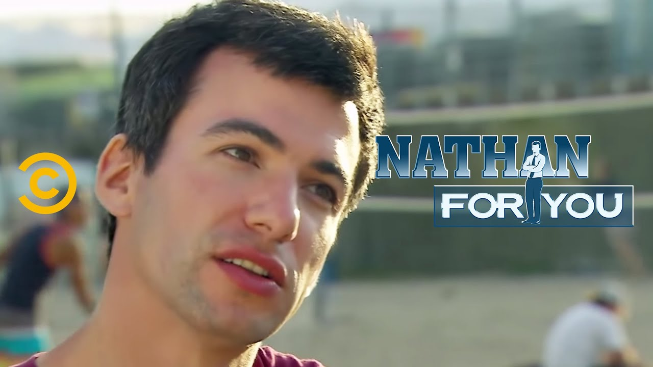 Download Nathan For You - Caricature Artist - Uncensored
