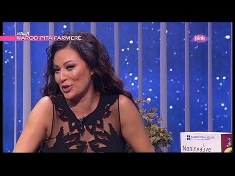 Ami G Show S08 - Svetlana Ceca Raznatovic - Tibetanski test
