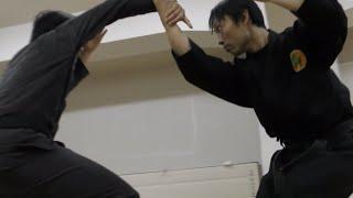 戸隠流忍法 其の三  型 Togakure-ryu Ninpo  忍術 Ninjustu Ninja Kata Kobujutsu thumbnail