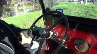 1965 Jeep CJ5 Classic Tuxedo Mark IV California Sand Special