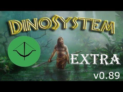 Previewing God Mode | Dinosystem (v0.89) EXTRA |
