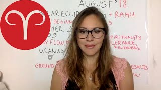 Video ARIES August 2018 Horoscope. ECLIPSE Brings NEW ROMANCE or/& PASSION in LIFE! For some even a BABY! download MP3, 3GP, MP4, WEBM, AVI, FLV Agustus 2018