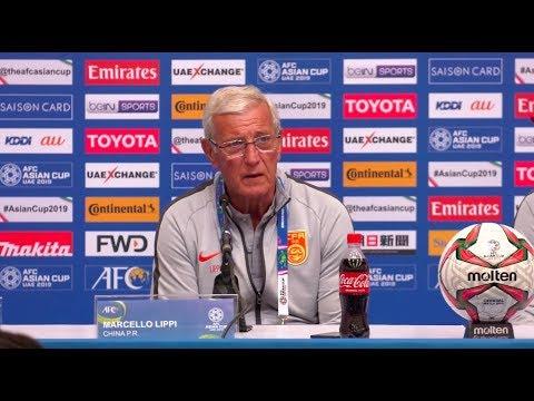 China v Kyrgyz Republic post-match press conference