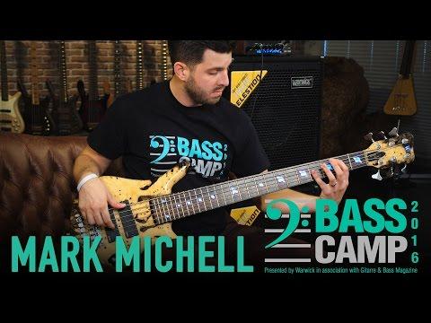 Bass Camp 2016 Interviews - MARK MICHELL (from LowEndUniversity.com)