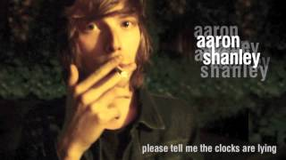"Aaron Shanley ""you know we could be friends"""