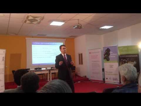 Forum National Inovatie: Florin Paun, Director Inovare, Onera.